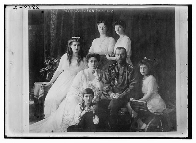 Royal Russian family