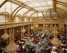 Garden Court Of Sheraton Palace Hotel San Francisco