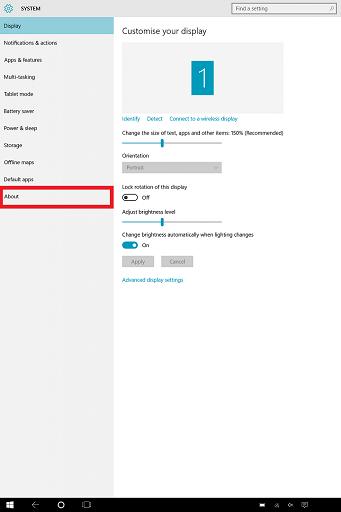 How do I rename my Bluetooth on my Samsung Galaxy TabPro S
