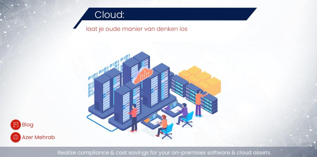 IaaS Cloudinfrastructuur optimalisatie