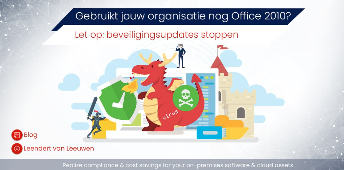 Blog Microsoft Office 2010 licentie management