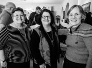 Janie, Mitzi and Alison