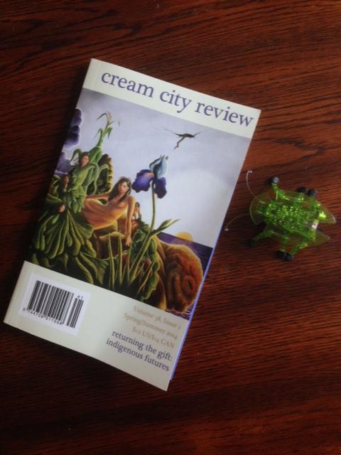 Photo of cream city review literary magazine