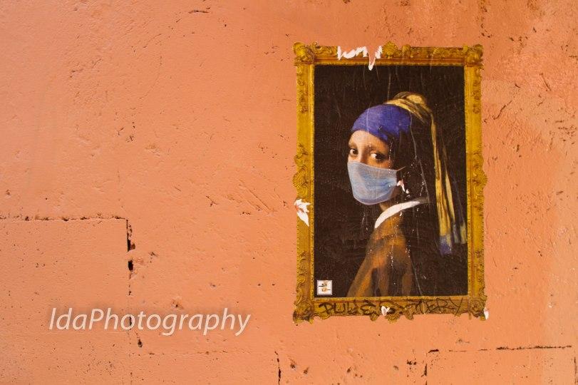 Street Art, Italian Style, Rome