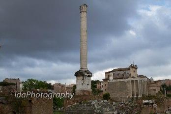 A fading empirte, Rome