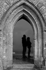 Sheltering in Black and White