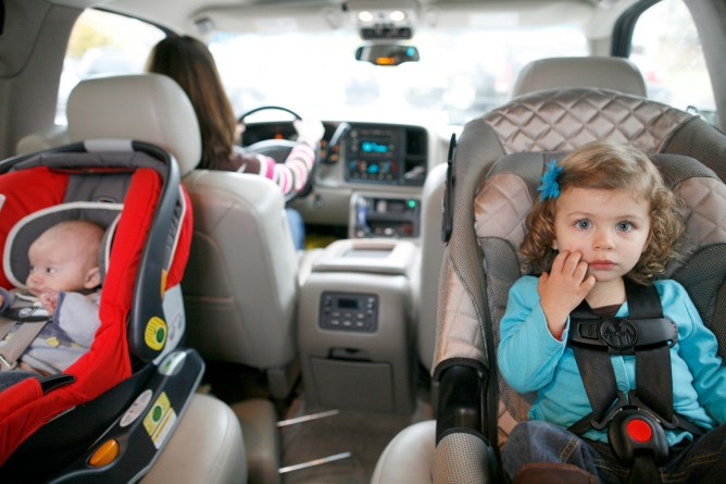 Baby Seat Taxi Melbourne