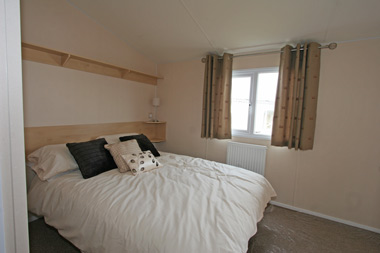 Double bedroom in the Thornham