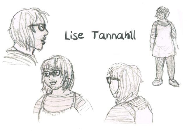 Image 1 - Lisa Tannahill