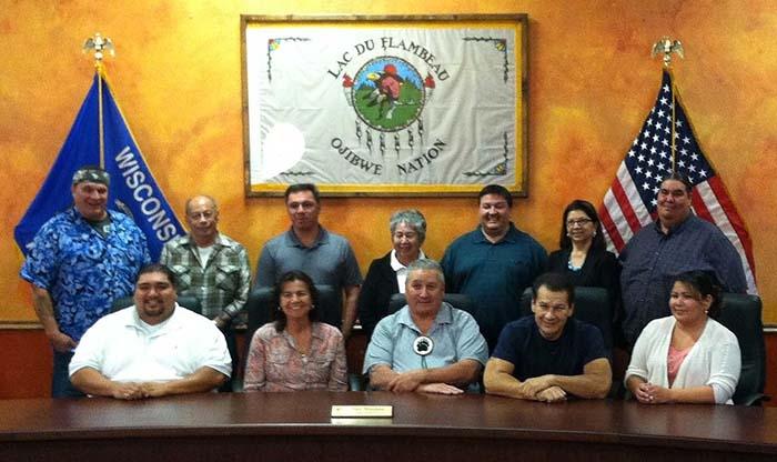 Tribal Council  About Us  Lac du Flambeau Band of Lake