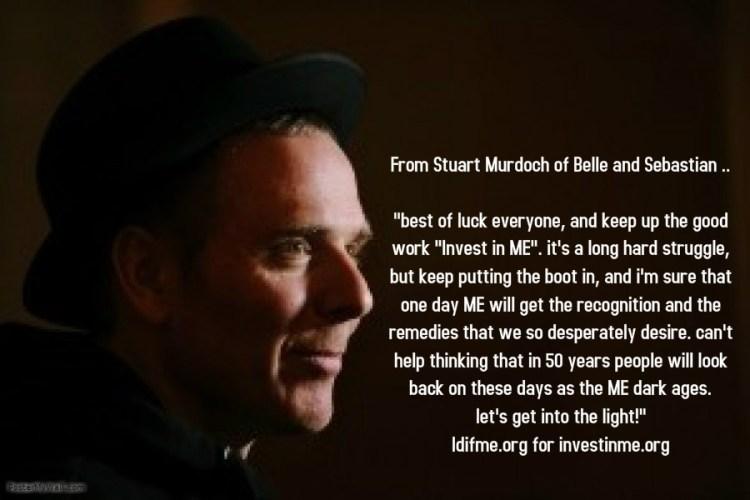 Stuart Murdoch musician, writer, director, filmmaker