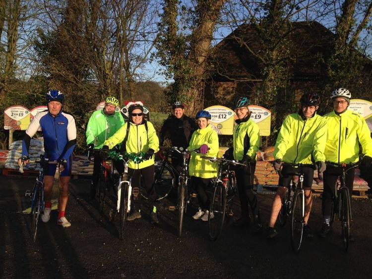 Penny Hunt's Cycle Ride