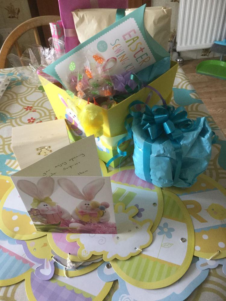 Secret Easter 2016