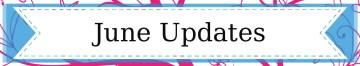 june updates banner