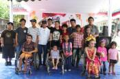 LDII Denpasar Kunjungi YPAC Bali