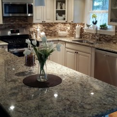 Granite Kitchen Countertops Pictures Wooden Chairs Ldk Chicago