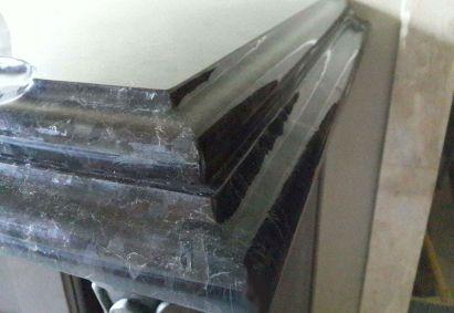 Granite Countertops with Double Edge