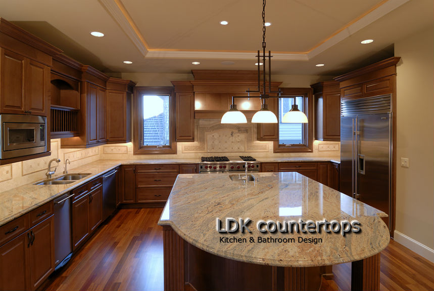 Granite Chicago Countertops Example