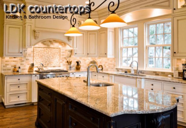 Hinsdale Granite Countertops - By LDK Countertops
