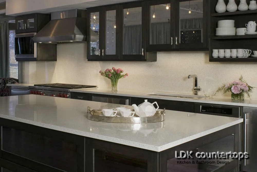 White Granite Countertops Ldk Countertops Ldk Countertops