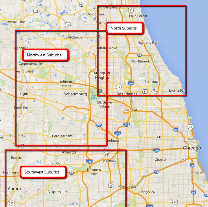 LDK Granite Countertops Chicago Suburbs