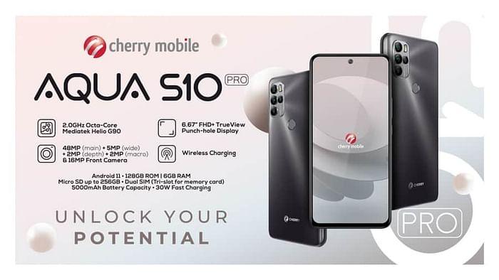cherry mobile aqua s10 pro specs