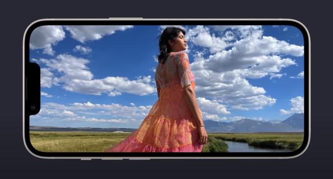 iphone 13 nits display