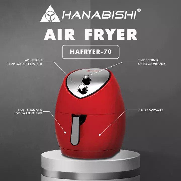 Hanabishi 7L Air Fryer