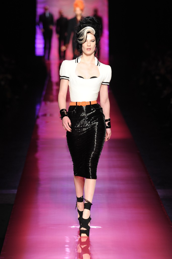 Jean Paul Gaultier Couture Spring/Summer 2012 inspired by ...