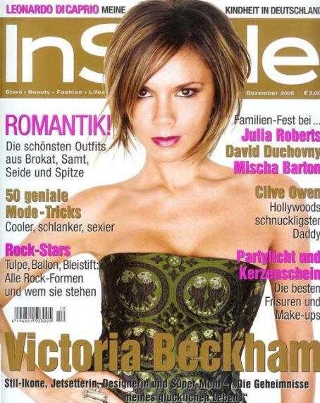 In Pictures Victoria Beckhams Best Magazine Covers