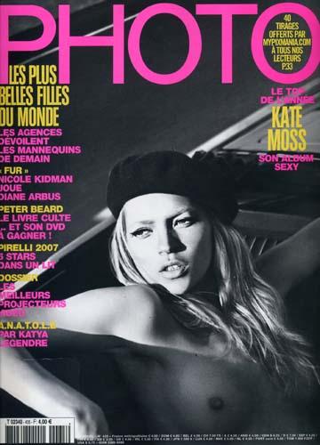 200 Kate Moss Magazine Covers