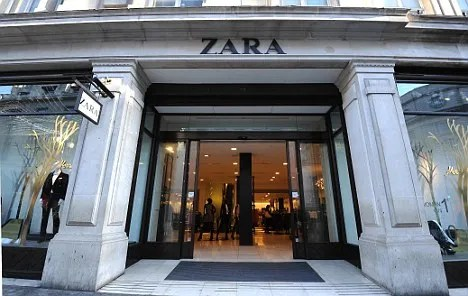 zara a spanish retailer goes to the top of world fashion View 1 from speech 1321-016 at austin community college how zara became the world's biggest fashion retailer a rare insight into the story and business model behind inditex, the owner of zara, and.
