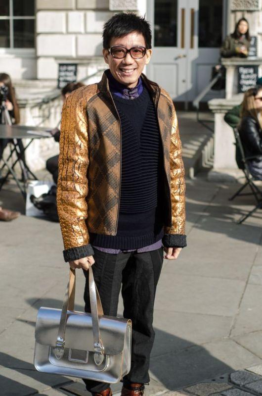 london-fashion-week-street-style - 7