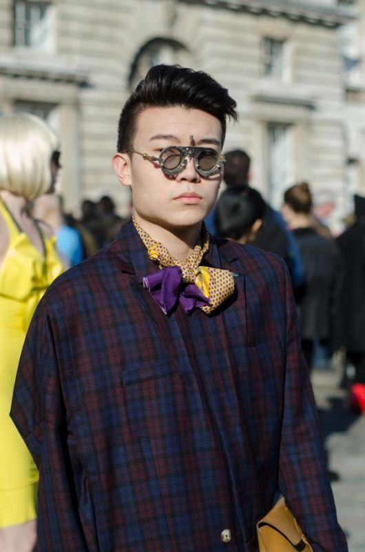 street-style-london-fashion-week-aw13 - 1