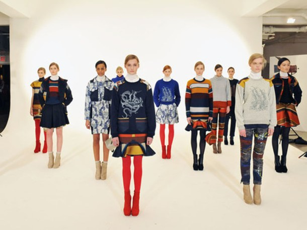 Ostwald Helgason london fashion week