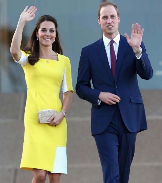 duchess-cambridge-yellow-dress