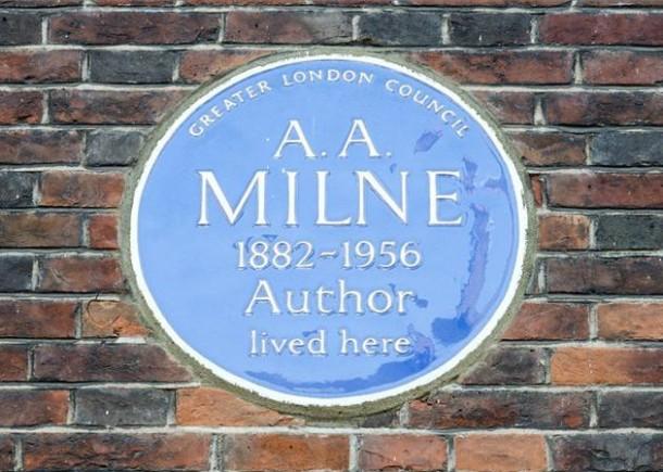 AA Milne