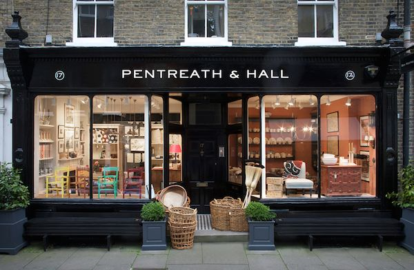 Pentreath and Hall