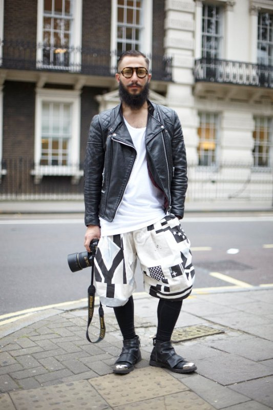 Street Style Day 2267