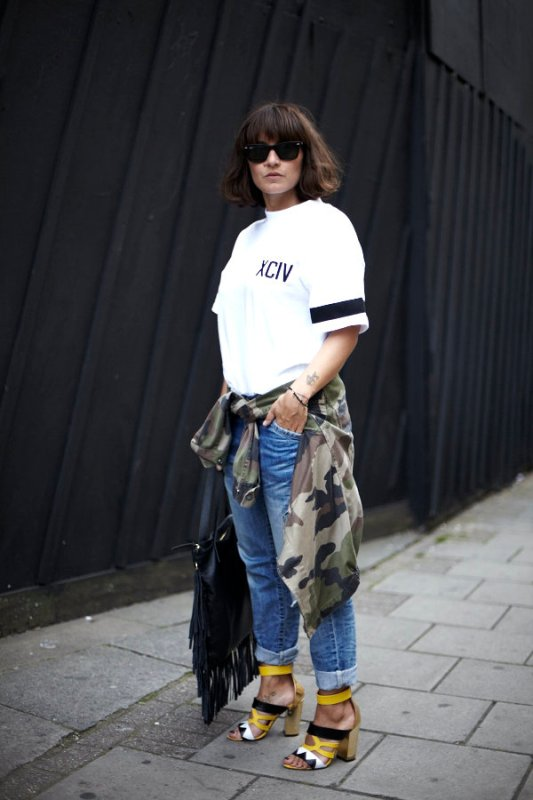 Street Style Day 3376