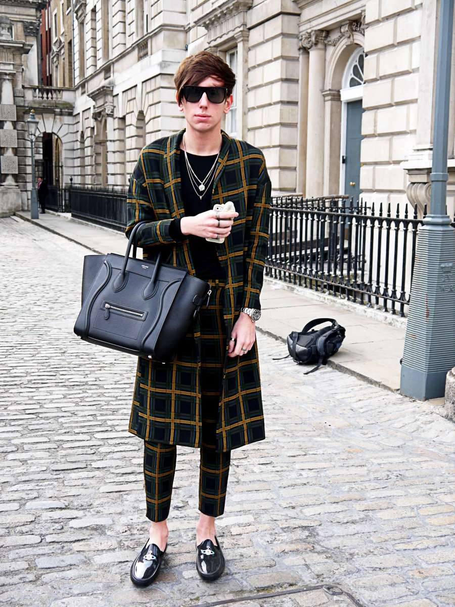 London Fashion Week Ss15 Street Style Day 5 Ldnfashion