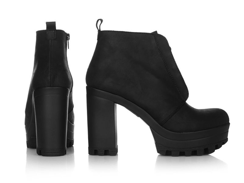 Topshop Hackney ankle boots
