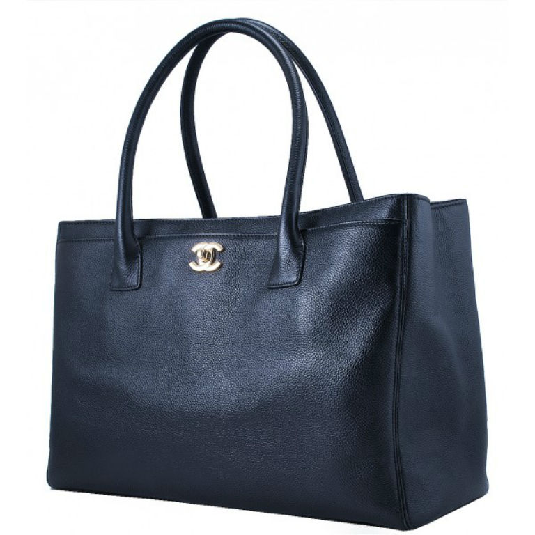 10. Chanel Executive Cerf Tote