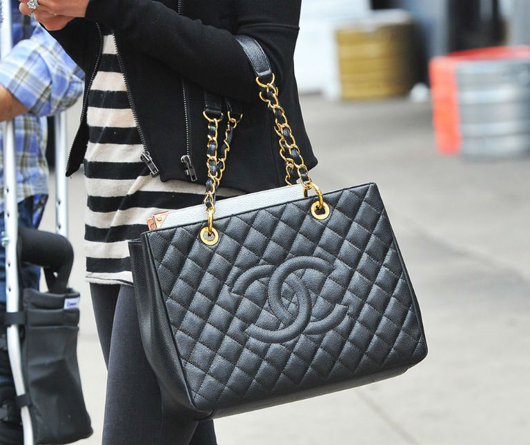8. Chanel Grand Shopping Tote