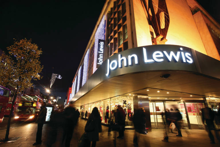 John Lewis Food Hall London