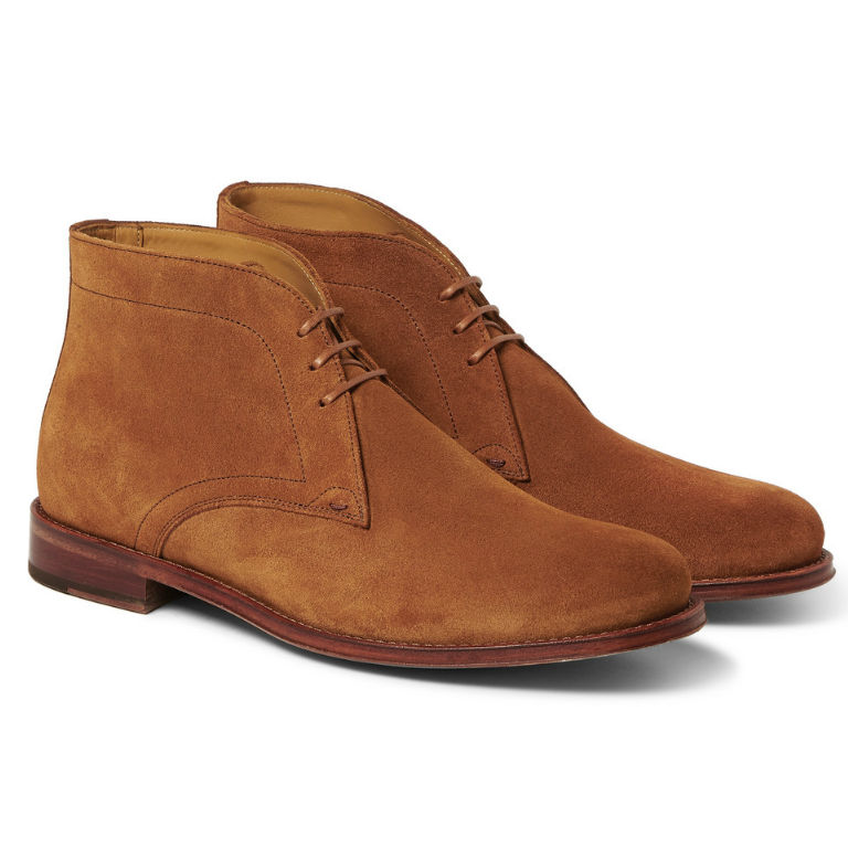 Paul Smith Morgan Suede Chukka Boots