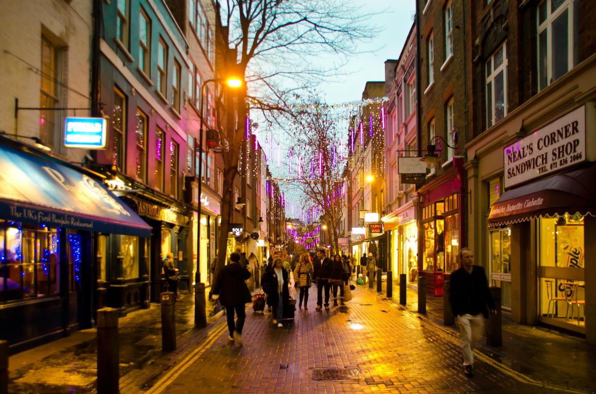 Top 10 Neal Street Shops | LDNfashion