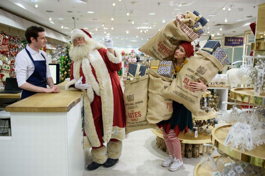 Selfridges has opened its Christmas shop | LDNfashion