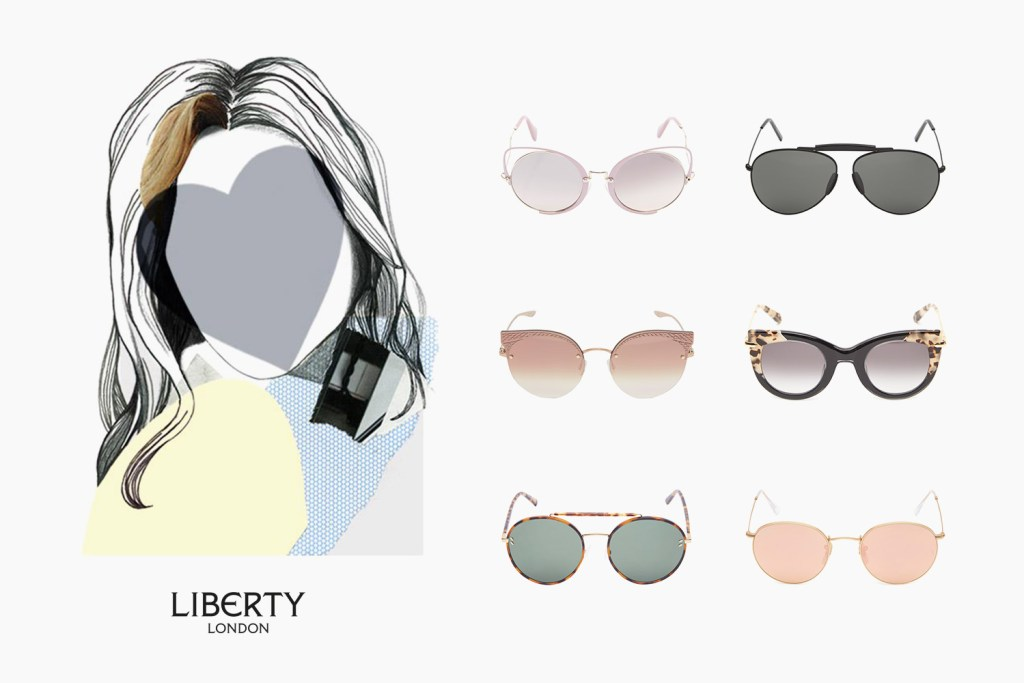 2f4d955dcfcc THE GUIDE  Sunglasses to Suit Your Face Shape