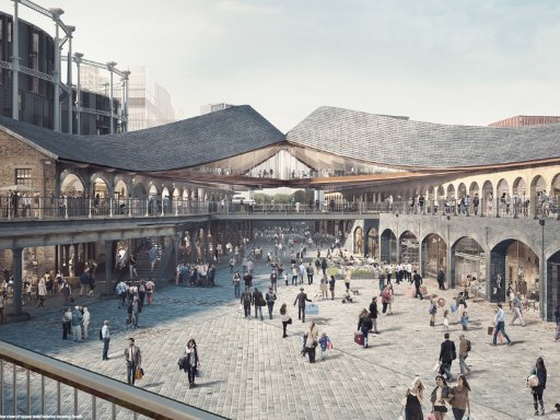 New brands to open at Coal Drops Yard this Summer